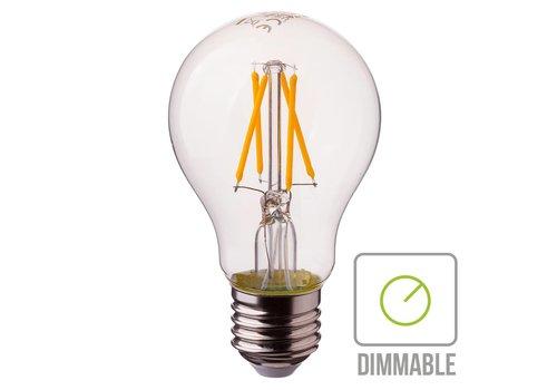 V-TAC LED Glühbirne Dimmbar A60 mit E27 Fassung 4 Watt 350lm extra Warmweiß 2700K