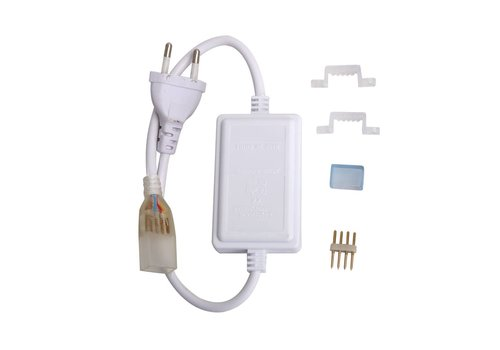 Aigostar RGB LED Light hose 1 button  mini controller Plug & Play