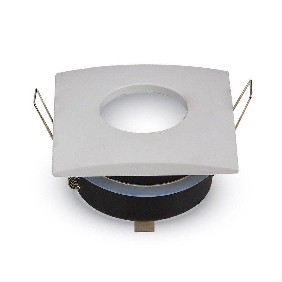 Set van 3 stuks dimbare LED inbouwspots Garland met 5 Watt Philips spot IP44 [vochtbestendig]