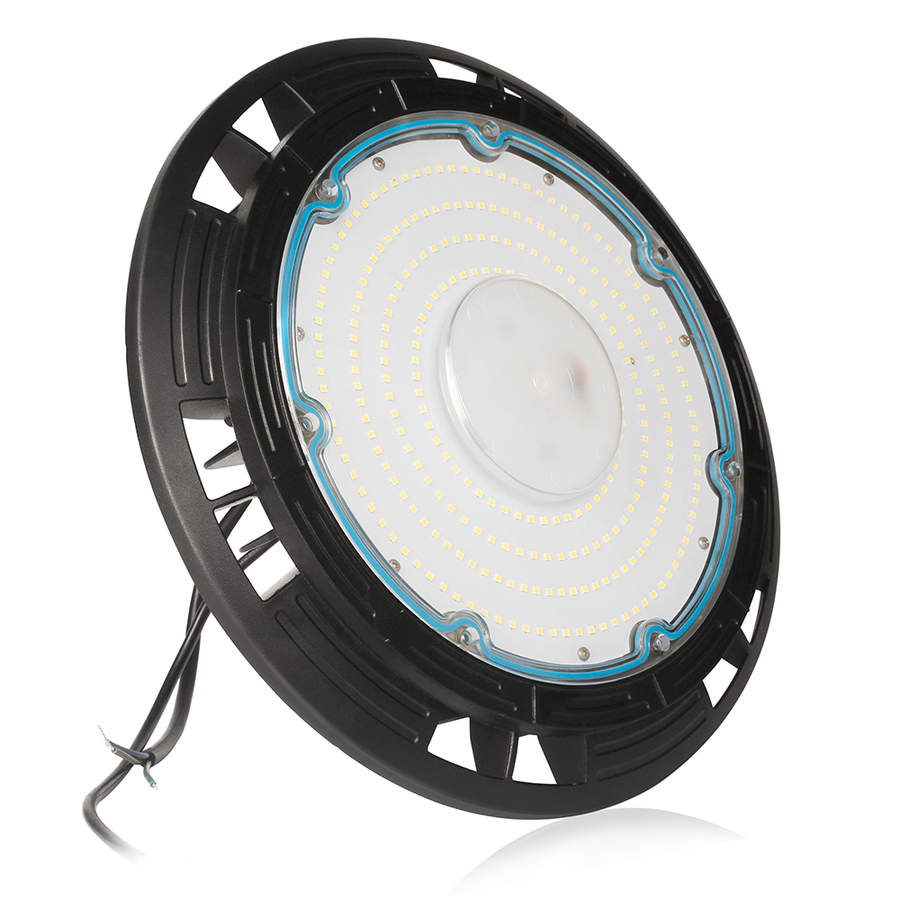 LED Highbay 100W Dimmable 4000K IP65 150lm/W 120° 5 year warranty