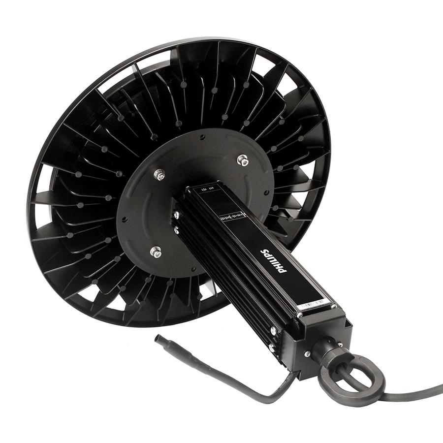 LED Highbay 100W Dimbaar 4000K IP65 150lm/W 120° 5 jaar garantie