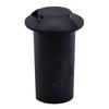 V-TAC Ground Spot Aluminum Round Black 1 Watt 3000K IP67 12V - 2 Lights