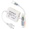 INTOLED RGB LED Lichtslang RF dimmer incl. afstandsbediening geschikt voor RGB LED Lichtslang