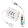 INTOLED RGB LED Light hose RF dimmer incl. Remote control suitable for RGB color LED Light hose