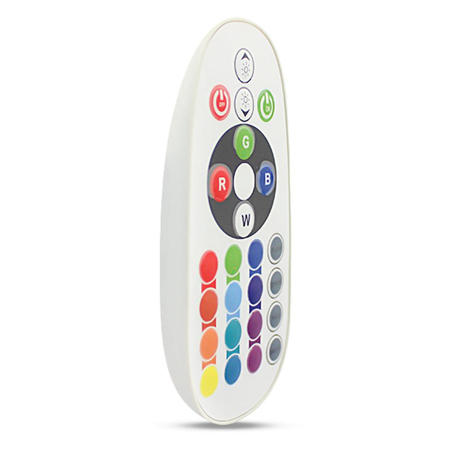RGB LED Light hose RF dimmer incl. Remote control suitable for RGB color LED Light hose