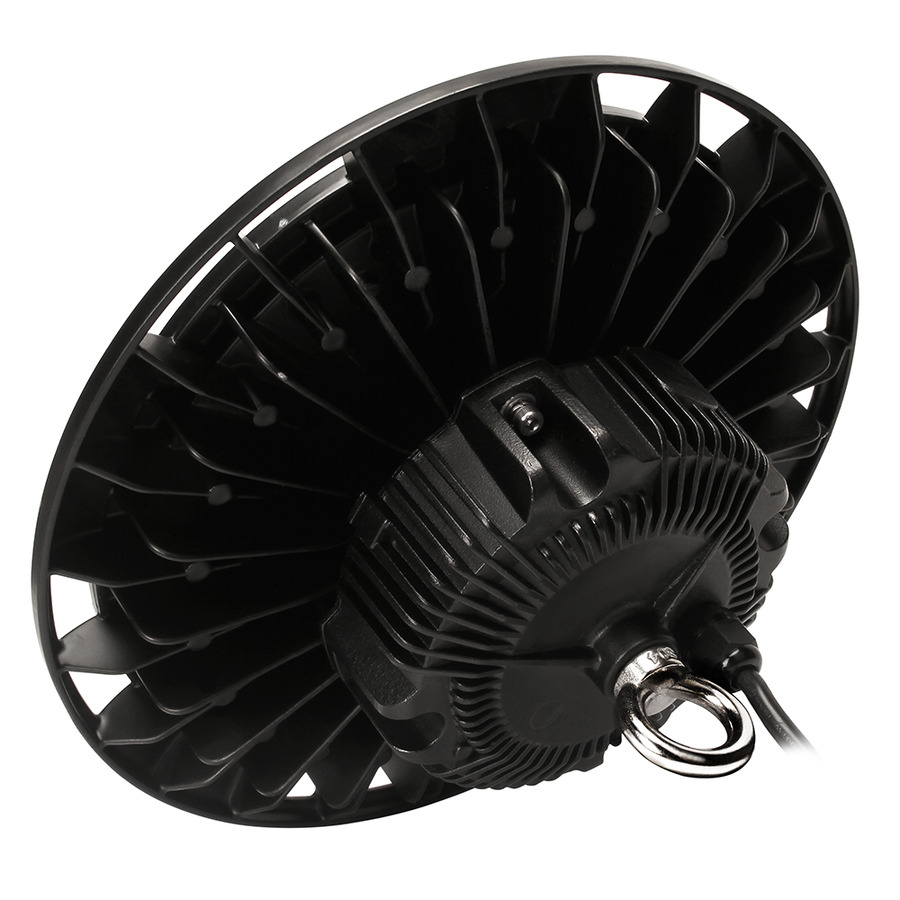 LED High bay 100W 6000K IP65 150lm/W Powered by MeanWell 50.000 branduren en 5 jaar garantie
