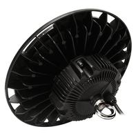 LED High bay 200W 6000K IP65 150lm/W Powered by MeanWell 50.000 branduren en 5 jaar garantie