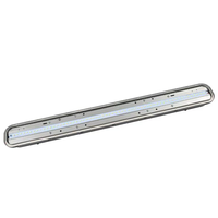 IP65 LED Luminaire 120 cm 36W 4320lm 6000K with Osram driver interlinkable and 3 year warranty