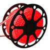 LED Light hose flat 50m colour Red 180 LEDs/m IP65 Plug & Play cut per metre