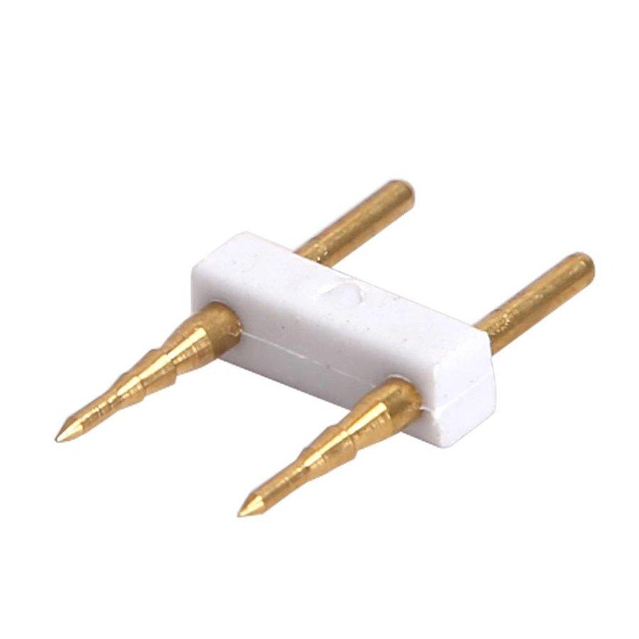 Standard LED Light hose connector 10 pieces for 180 LEDs