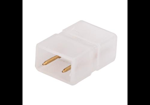 2-pins waterdichte connector per 10 Stuks - 5050 / 60 LEDs