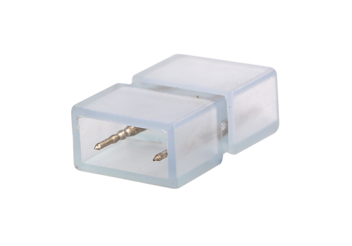 Aigostar 2-pin waterproof connector per 10 pieces - 2835 / 180 LEDs