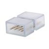 Aigostar 4-pin waterproof connector per 10 pieces - RGB