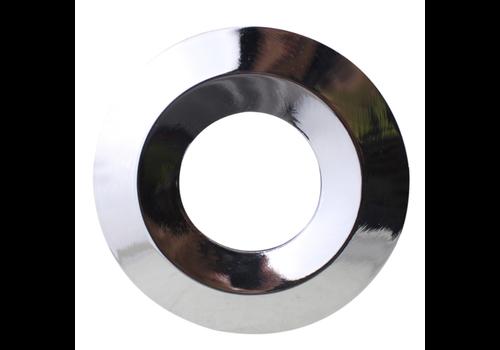 HOFTRONIC™ Polished chrome cover ring Venezia