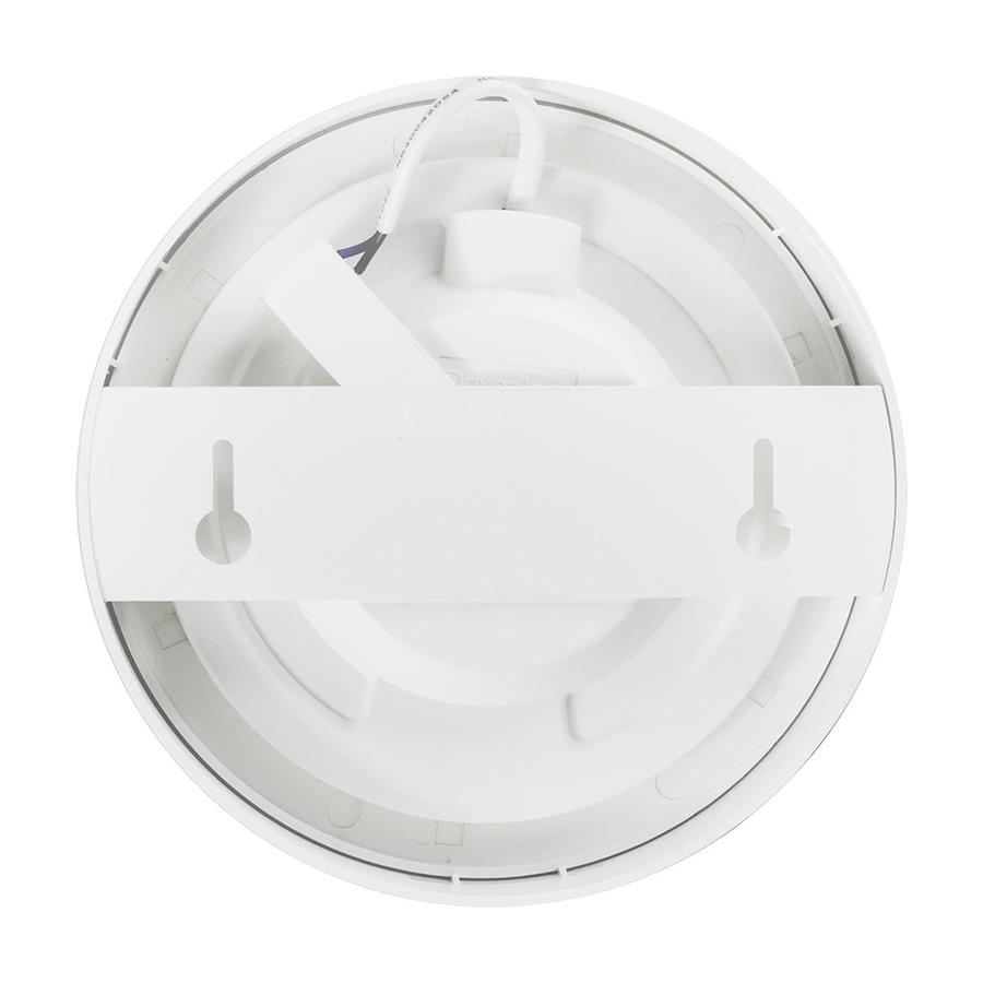 LED Deckenleuchte Rund 12 Watt 3000K 750lm - Deckenaufbauleuchte
