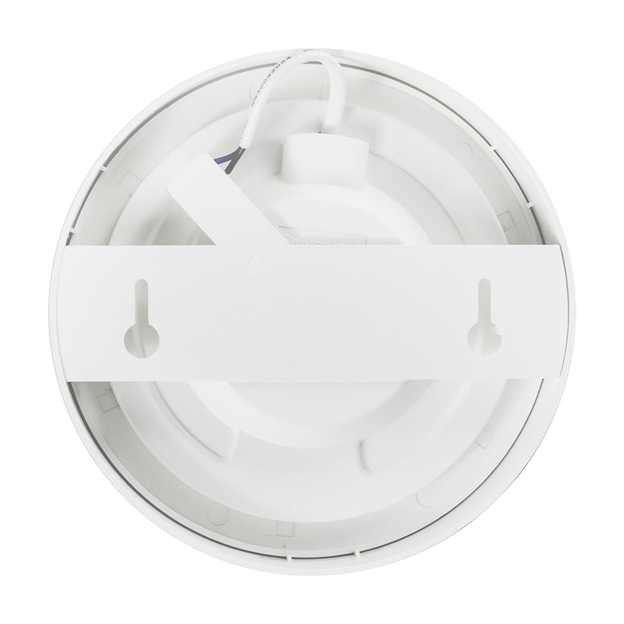 LED Plafonnière Rond 12 Watt 4000K 750lm - Opbouw plafondlamp