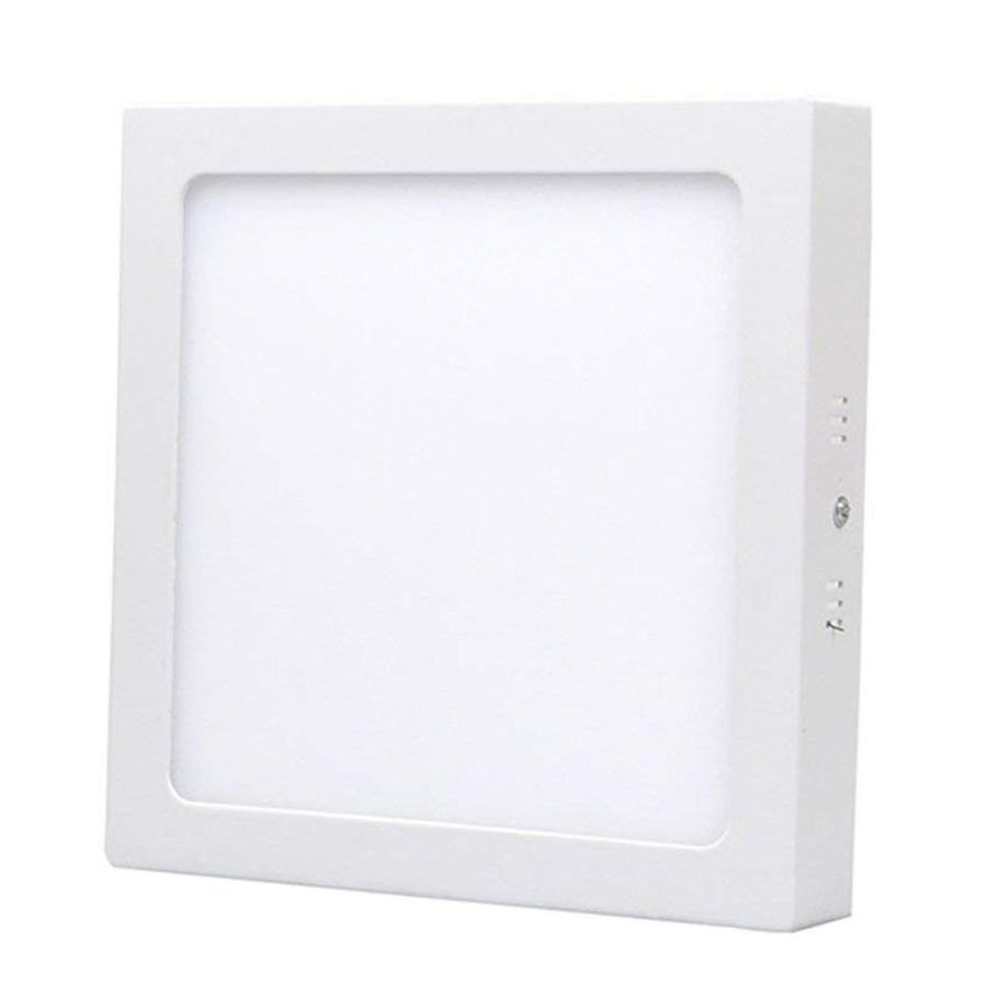LED Ceiling light Square 6 Watt 4000K 420lm - Surface mounted ceiling lamp
