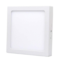 LED Ceiling light Square 18 Watt 4000K 1300lm - Surface mounted ceiling lamp