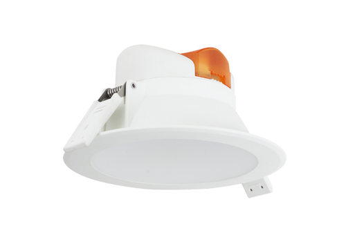 Aigostar LED Downlight Convexo 7 Watt 3000K IP44 White