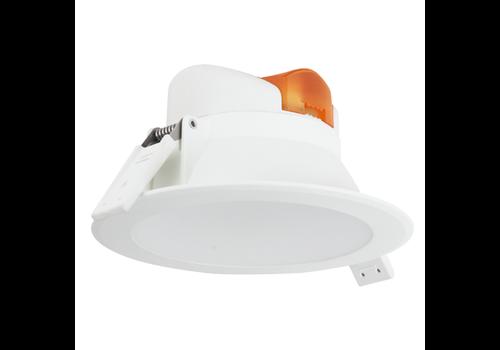 Aigostar LED Inbouwspot Convexo 7 Watt 3000K IP44 Wit