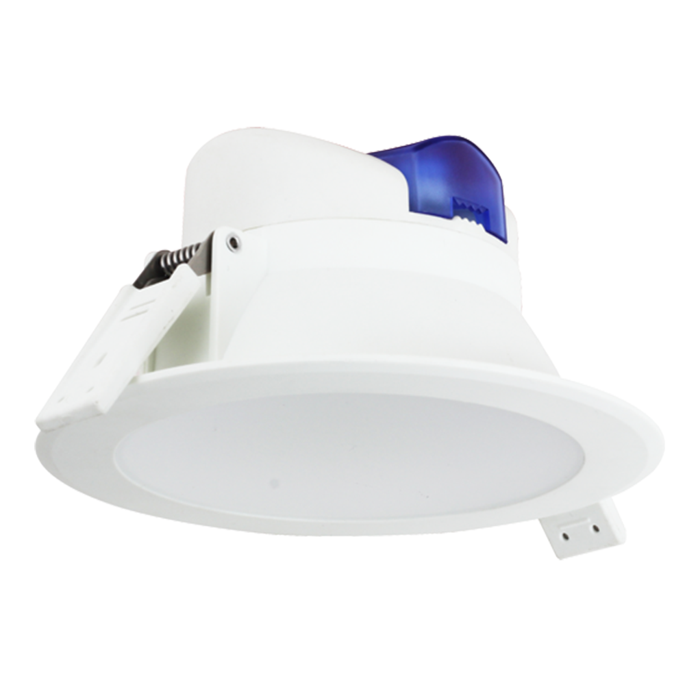 LED Inbouwspot Convexo 7 Watt 6000K IP44 Wit