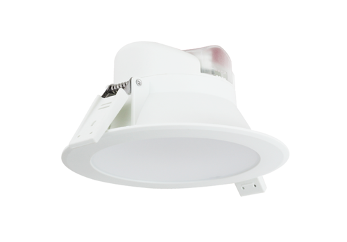 Aigostar LED Inbouwspot Convexo 7 Watt 4000K IP44 Wit