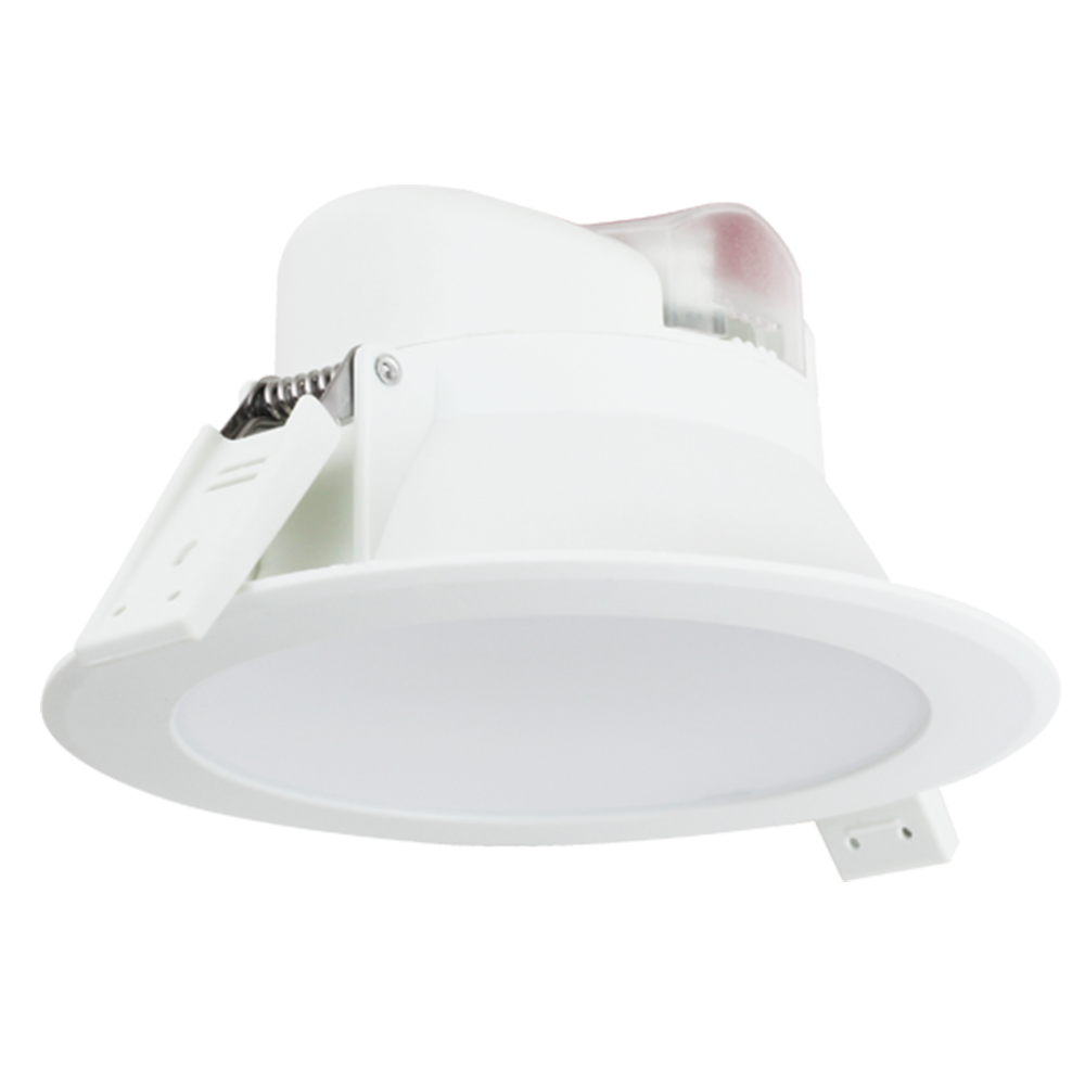 LED Inbouwspot Convexo 7 Watt 4000K IP44 Wit