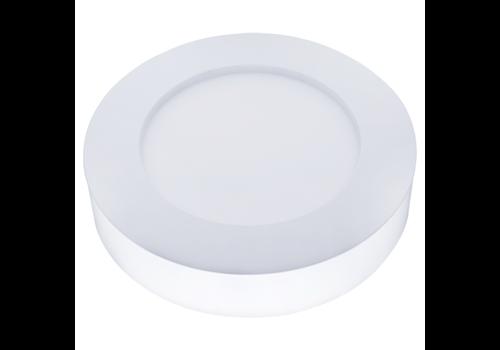 Aigostar LED Plafonnière Rond 6 Watt 4000K 420lm - Opbouw plafondlamp