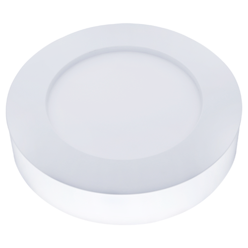 Aigostar LED Ceiling light Round 6 Watt 4000K 420lm - Surface mounted ceiling lamp