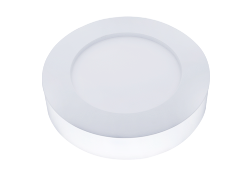 Aigostar LED Ceiling light Round 6 Watt 6000K 420lm - Surface mounted ceiling lamp