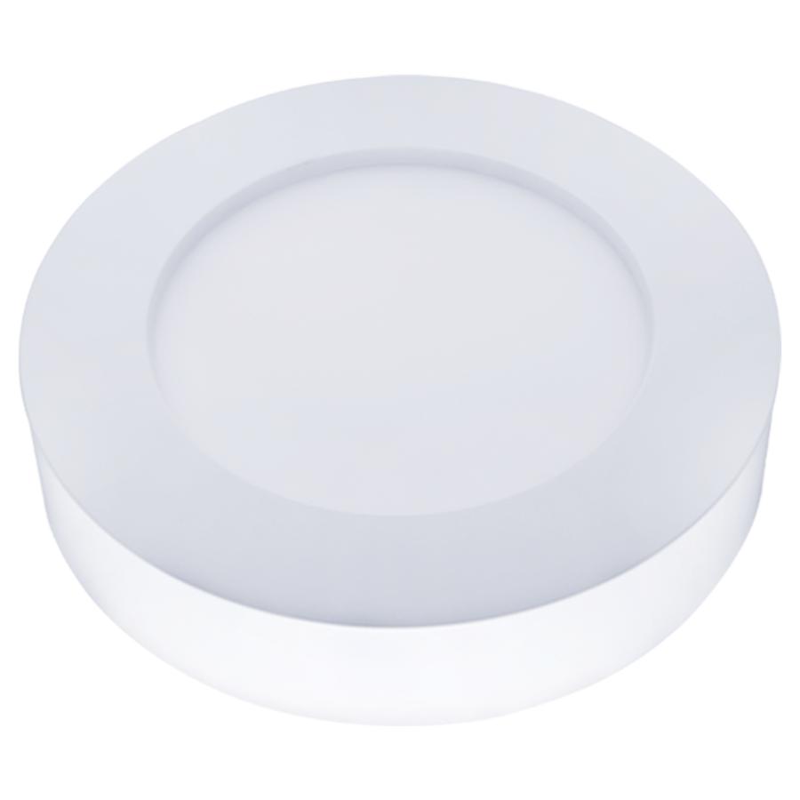 LED Plafonnière Rond 20 Watt 3000K 1450lm - Opbouw plafondlamp
