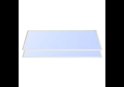 HOFTRONIC™ 2x LED paneel 60x120 60W 7200lm 6000K incl. trafo 5 jaar garantie
