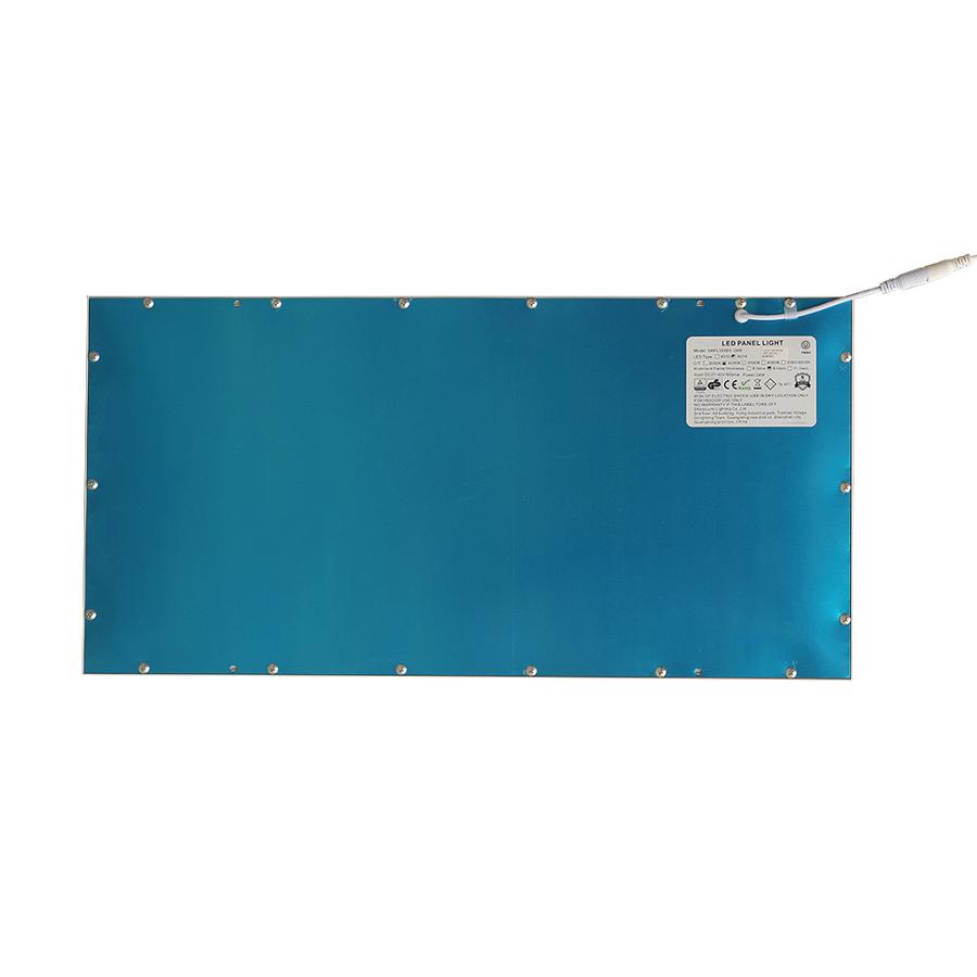 LED paneel 60x120 60W 7200lm 6000K incl. trafo 5 jaar garantie