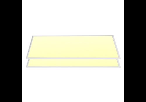 HOFTRONIC™ LED paneel 60x120 60W 7200lm 3000K incl. trafo 5 jaar garantie
