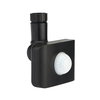 HOFTRONIC™ Wireless PIR motion sensor black IP44 Suitable for HOFTRONIC LED Floodlights