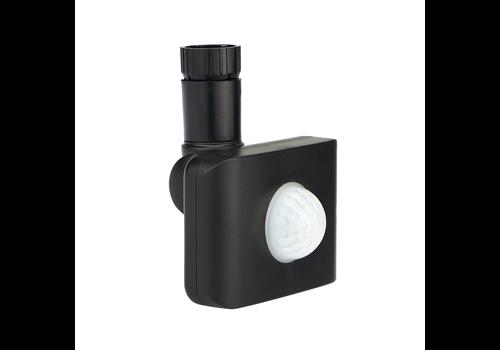 HOFTRONIC™ PIR-Bewegungsmelder Schwarz IP44 Geeignet für HOFTRONIC LED-Fluter