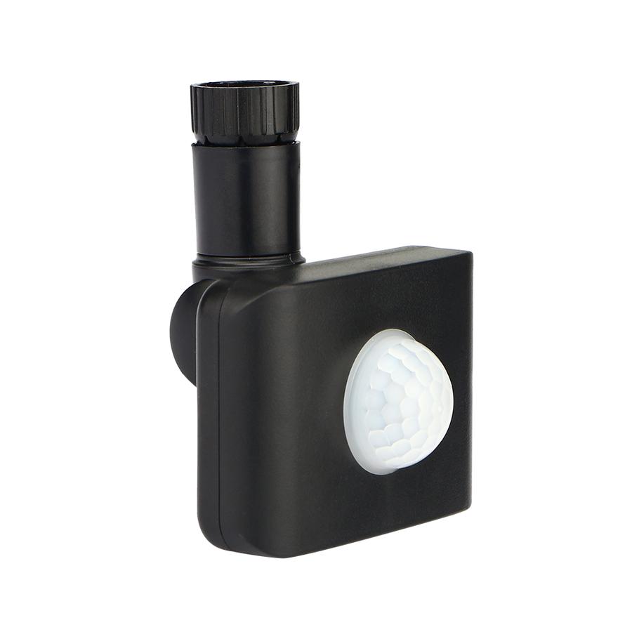 PIR-Bewegungsmelder Schwarz IP44 Geeignet für HOFTRONIC LED-Fluter