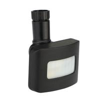 Draadloze Schemerschakelaar Zwart Geschikt voor HOFTRONIC LED Breedstralers