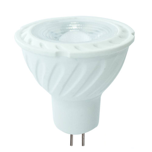 V-TAC MR16 LED spot 6.5 Watt 12V DC 450lm warm white 3000K (replaces 55W) 5 year warranty