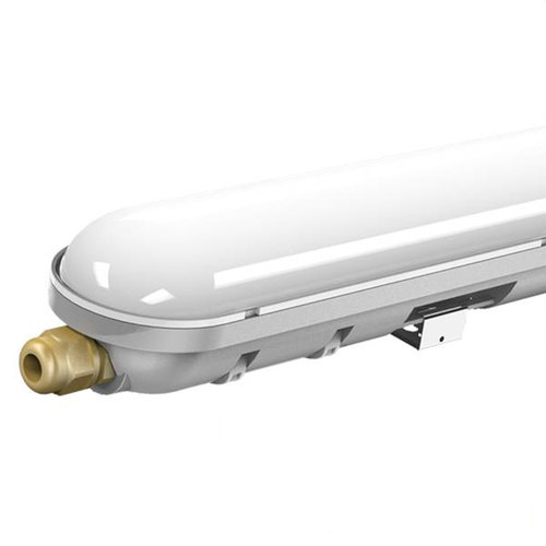 IP65 LED fluorescent fixture 150 cm 48W 6000K