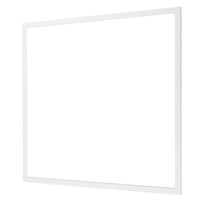 LED panel 60x60 cm 40W 3600lm 4000K Flicker-free incl. 1,5m power cord 5 year warranty
