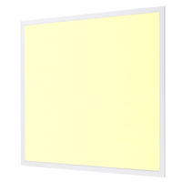 LED panel 60x60 cm 40W 3600lm 3000K Flicker-free incl. 1,5m power cord and 5 year warranty