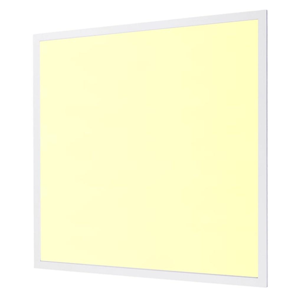 LED paneel 60x60 cm 32W 3840lm 3000K Flikkervrij incl. 1,5m netsnoer en 5 jaar garantie
