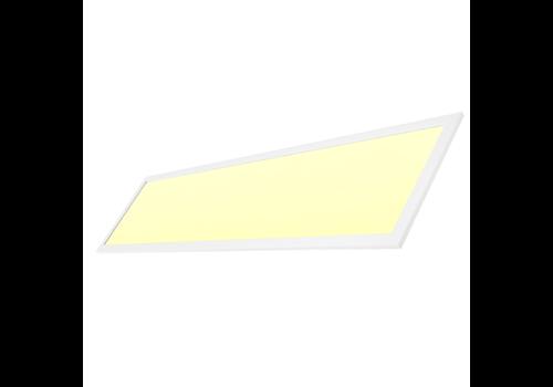 LED paneel 30x120 cm 40W 3600lm 3000K Flikkervrij 5 jaar garantie