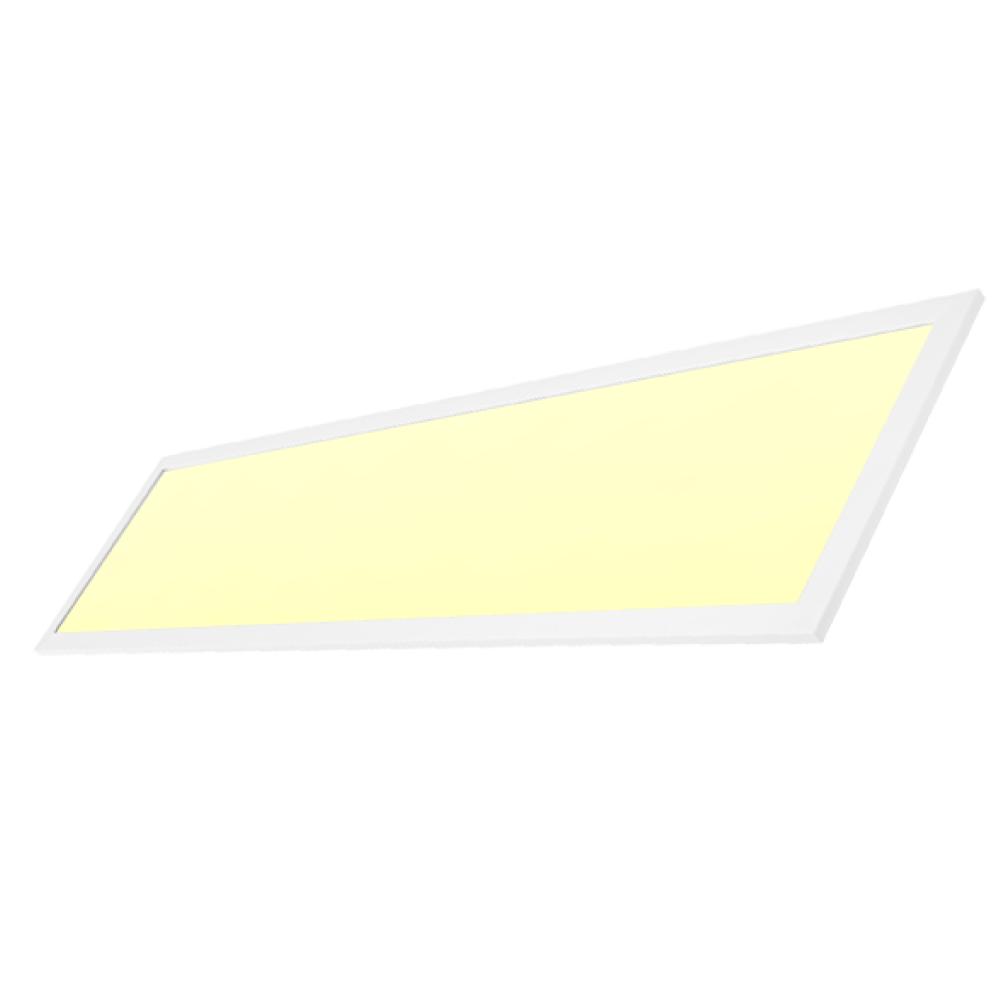 LED paneel 30x120 cm 40W 3600lm 3000K Flikkervrij incl. 1,5m netsnoer en 5 jaar garantie