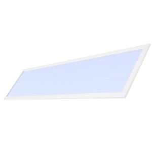 LED panel 120x30 cm 40W 3600lm 6000K Flicker-free incl. 1,5m power cord and 5 year warranty