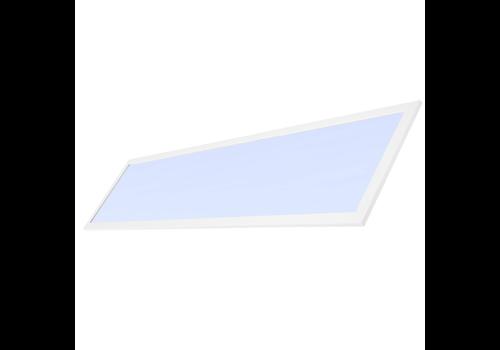 LED Panel 120x30 cm 40W 3600lm 6000K Flimmerfrei 5 Jahre Garantie