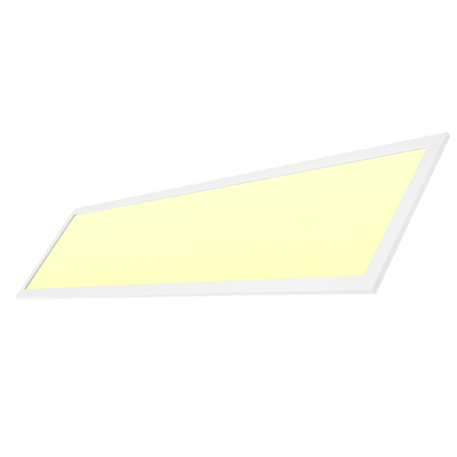 LED panel 120x30 cm 32W 3840lm 3000K Flicker-free incl. 1,5m power cord and 5 year warranty