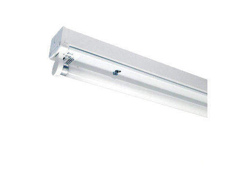 HOFTRONIC™ 10x LED Fixture 150 cm incl. 10 pieces 22W 6400K Samsung LED Tubes 5 year warranty