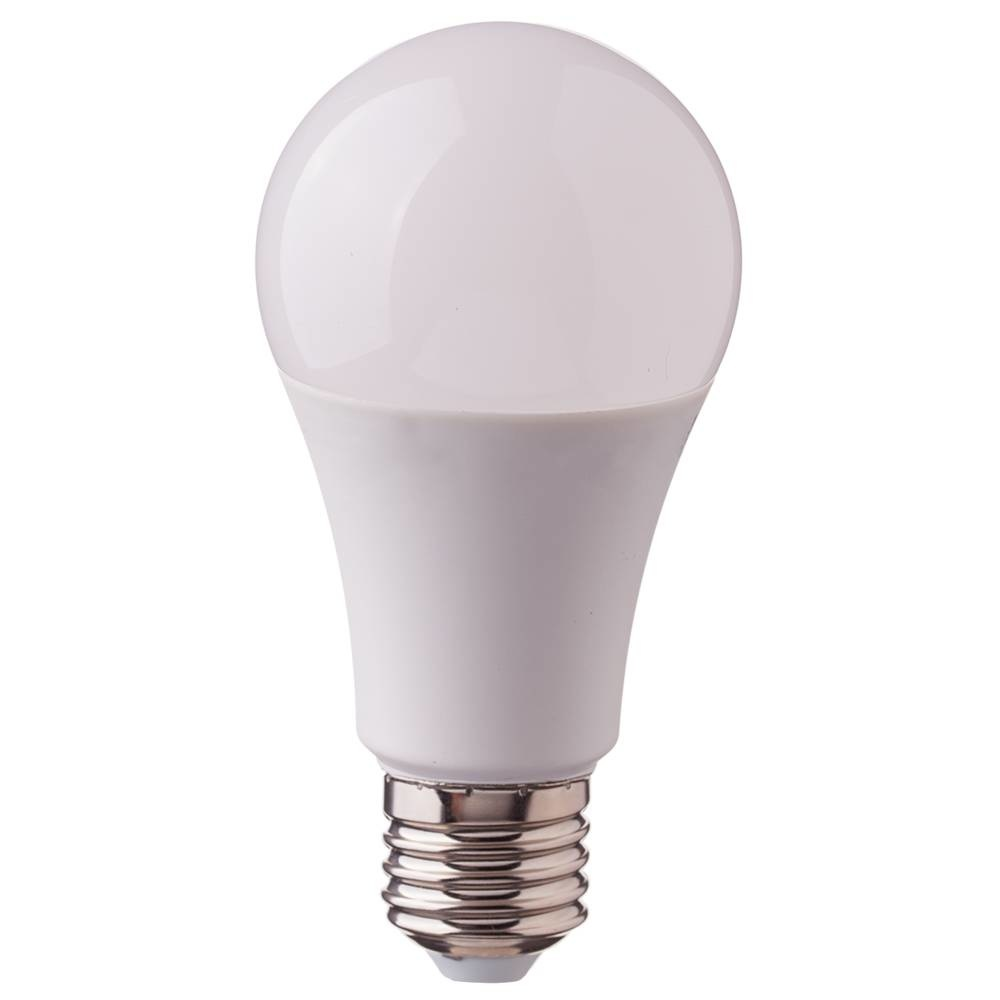 E27 LED Lamp 9 Watt 4000K Vervangt 60 Watt A60 3 Staps Dimbaar